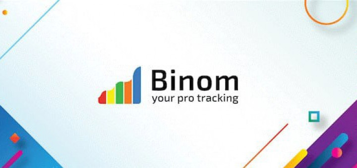 Catch your promo code from Binom!